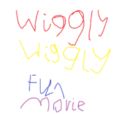Wiggly Wiggly Fun Movie Cand