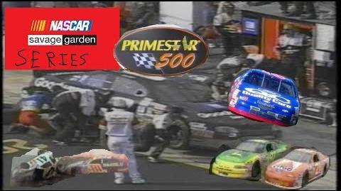 NASCAR Savage Garden Series - 1997 Primestar 500