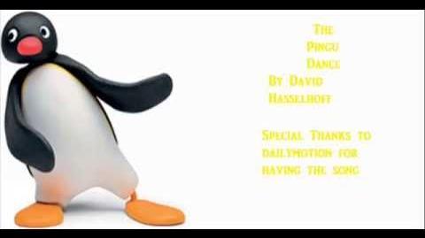 David Hasselhoff-The Pingu Dance
