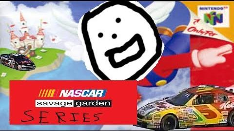 NASCAR Savage Garden Series - 1997 Nintendo 64 500