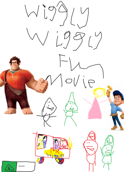 Wiggly Wiggly Fun Movie