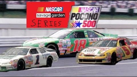 1997 Pocono 500 (Savage Garden Series)