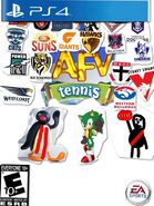 AFV Tennis PS4