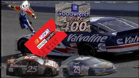 NASCAR Savage Garden Series - 1997 Goodwrench Service 400