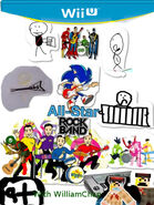 All-stars Rock BandWii-U