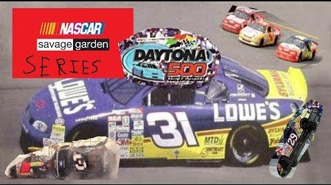 NASCAR Savage Garden Series - 1997 Daytona 500