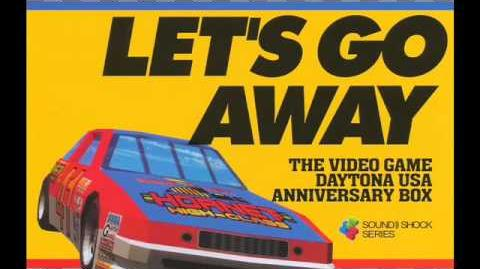 Daytona USA (ARC) Music - Let's Go Away