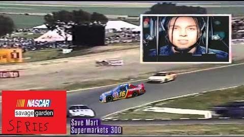 NASCAR Savage Garden Series - 1997 Save Mart Supermarkets 300