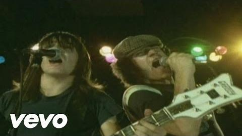 AC DC - You Shook Me All Night Long (Official Video)