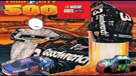 NASCAR Savage Garden Series - 1997 Food City 500