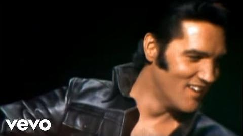 Elvis Presley, Martina McBride - Blue Christmas (Official Music Video)