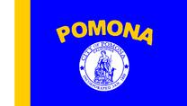 Flag of Pomona, California