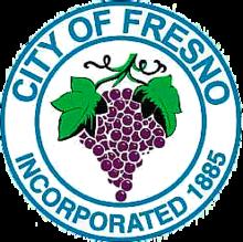 Seal of Fresno, California