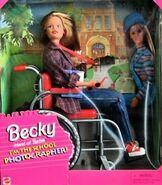 Becky school photo box