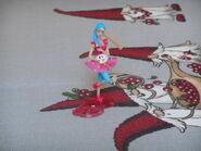 Barbie pittrice da Kinder Sorpresa