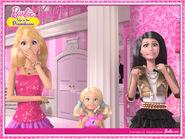 Barbie chelsea raquelle gasp