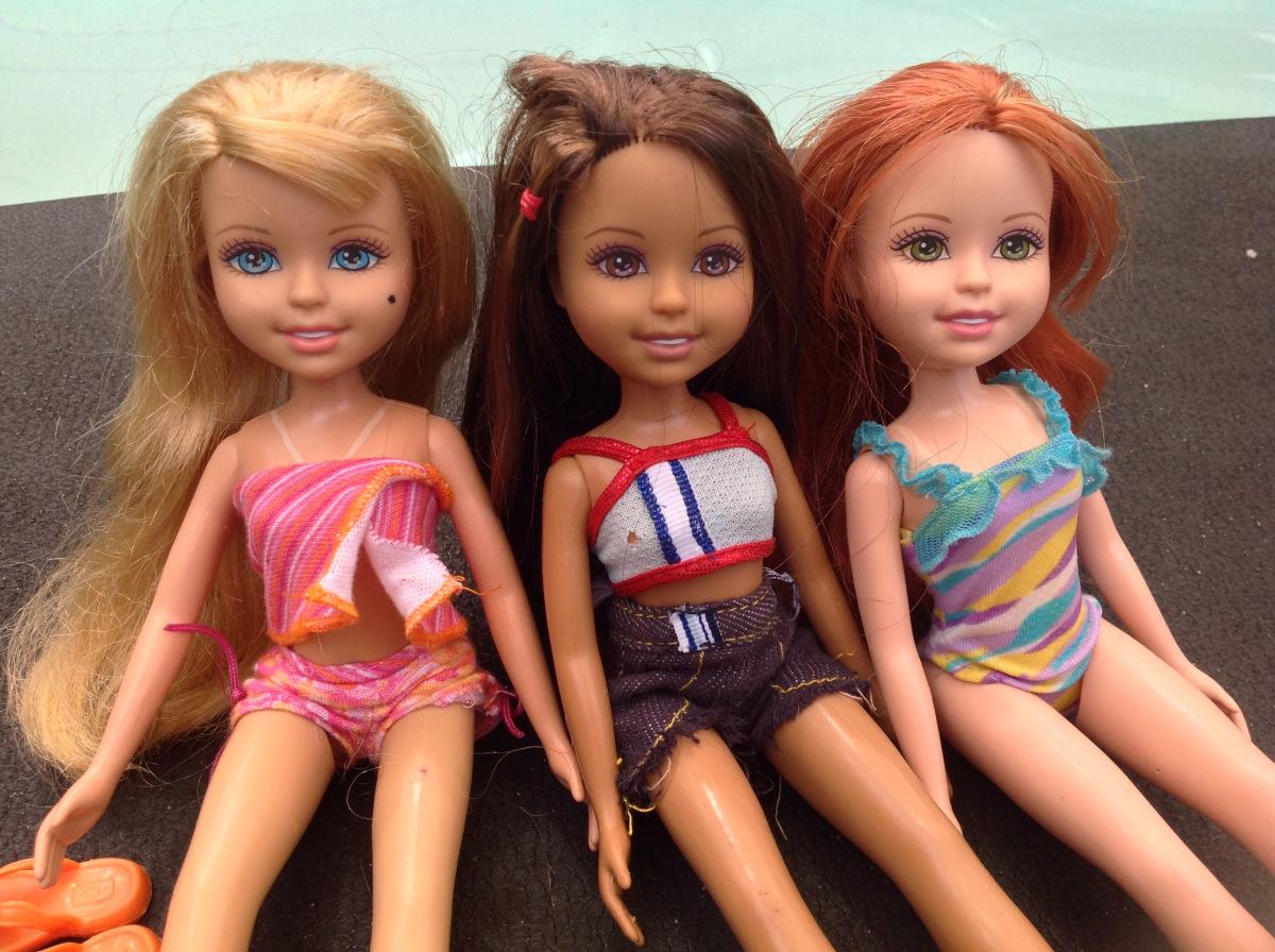Wee 3 Friends | Everything Barbie Wiki | FANDOM powered by