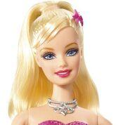 Barbie head