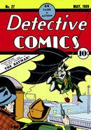 Detective Comics 27 Vol