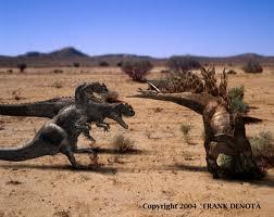 Ceratosaurus vs Stegosaurus