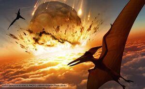 Pterosaurs(extinction)
