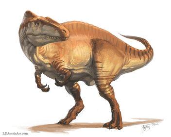 Acrocanthosaurus