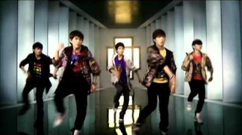 SHINee 샤이니 AMIGO(아.미.고) MUSIC VIDEO