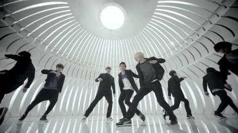 Super Junior 슈퍼주니어 Mr.Simple MUSICVIDEO