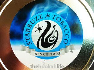Starbuzz shisha exotic melon blue top
