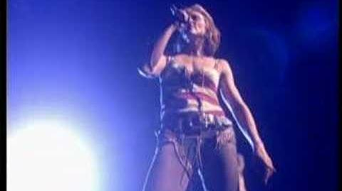 Madonna Gone Drowned World Tour 2001