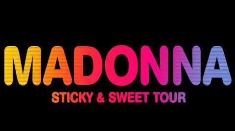 Madonna Impressive instant (sticky & sweet studio version).