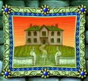 Luigi's new mansion