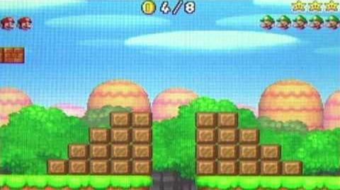 Mario VS. Luigi -- Video.