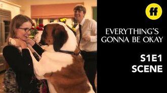 Everything's Gonna Be Okay Season 1, Episode 1 Nicholas, Matilda, and Genevieve Dance Freeform