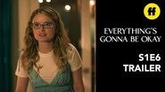 Everything's Gonna Be Okay Season 1, Episode 6 Trailer Matilda's Lost Her Virginity