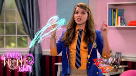 Maddie and her powers