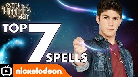 Every Witch Way Top 7 Spells Nickelodeon UK
