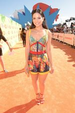 Melissa-carcache-nickelodeon-28th-annual-kids-choice-awards-2015