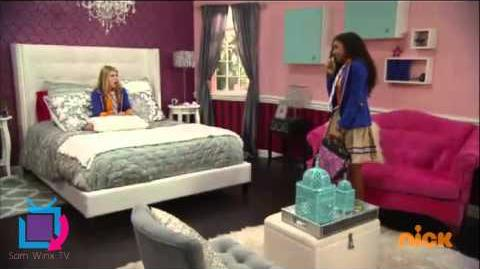 Every Witch Way, Never Before Scene Maddie's Bossy