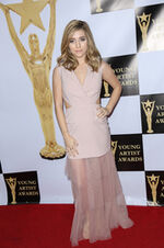 Paris-Smith-37th-Annual-Young-Artist-Awards---Arrivals