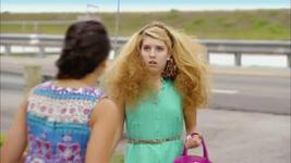 Maddie frizzy hair