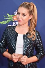 Paris-smith-at-nickelodeon-kids-choice-sports-awards-in-westwood 1