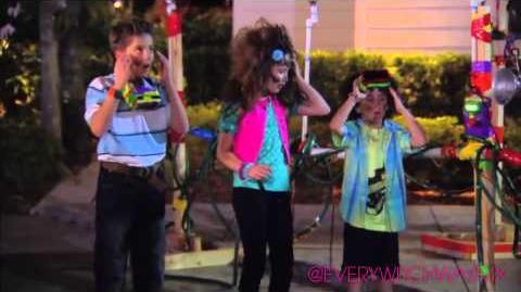 Every Witch Way 'Never Before Scene The Nighttime Rainbow'