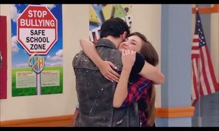Jandi final hug