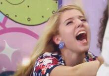 Maddie Screaming
