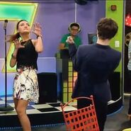 Phandi dancing