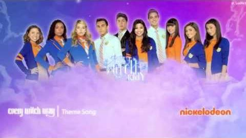 Every Witch Way - Full Theme Song (Extended)