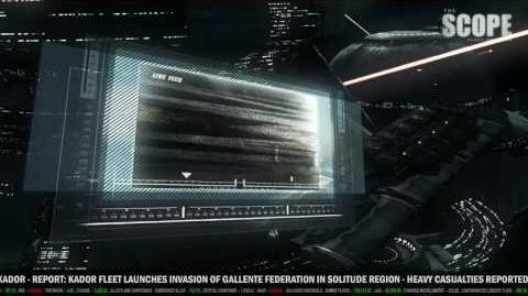 EVE Online Quantum Rise Trailer