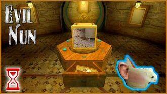 Забрал у мыши Третий кусочек маски Evil Nun 1.2.0