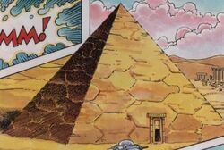 The Lost Pyramid of Sandopolis